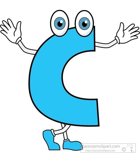 Alphabets Clipart- Letter-C-2-Cartoon-Alphabet-Clipart ...