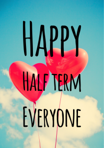 Image result for last friday of half term