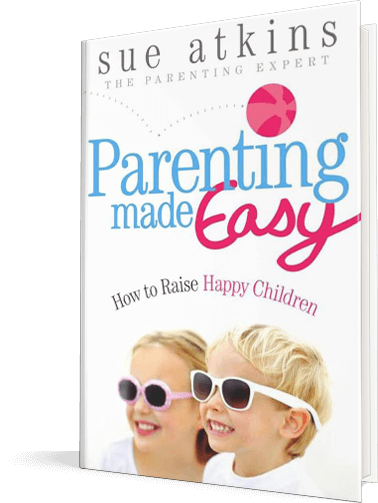 Sue Atkins Parenting Made Easy - How to raise happy children book