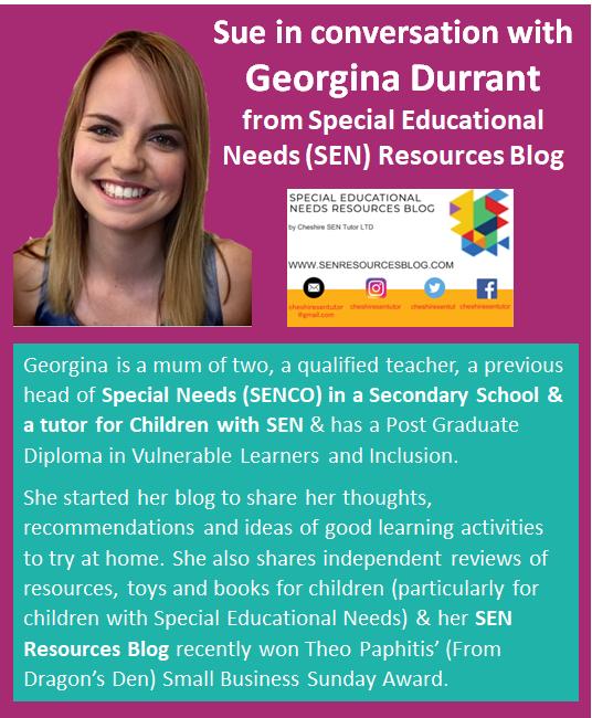 about Georgina Durrant
