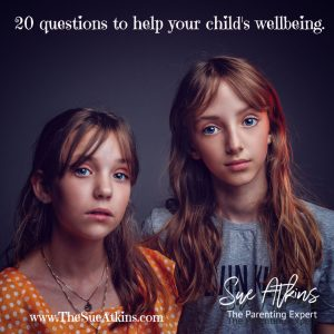 Children's wellbeing and mental health