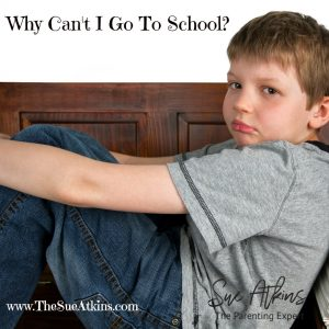 Why Can't I go to school?